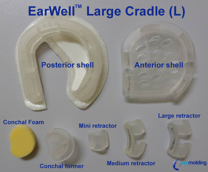 largeleftearwellcradlewithcomponents